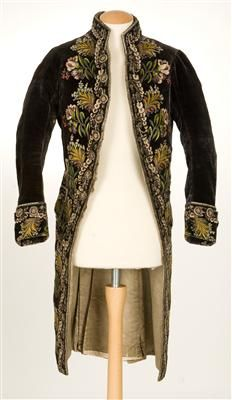 1780-1790 Anthony would wear this to court.