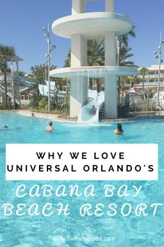 Universal's Cabana Bay Beach resort is an on-site resort at Universal Orlando that has family suites and offers great perks for families visiting the parks. Orlando Vacation, Orlando Resorts, Florida Vacation, Florida Travel, Orlando Florida, Travel Usa, Travel Tips, Orlando Disney, Downtown Disney