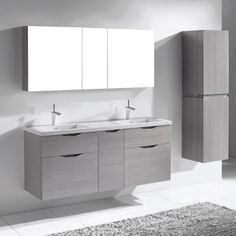 Find, Shop for and Buy Madeli B100-60D-022 Vanity at QualityBath.com for $2,171.25 with free shipping!