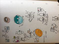 Ilanders sketches. Way before we presented it to hasn't , sky landers