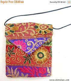 SALE VALENTINE DAY Sling Bag handmade Indian by StoreUtsavFashion