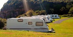 St David's Park, Camping & Touring Caravan Site, Holiday Park Anglesey, North Wales
