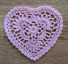 Ideas to use: gifts, scrapbooking, home decorations, bookmarks, weddings decorations, appliques, garland, windows or mirrors decorations, coaster, doily. Set of 3 crocheted valentine pink hearts. Handmade of pink 100% cotton size 10 fine yarn. | eBay!