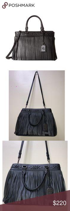 S.T Wooten 18 x 14 canvas laptop briefcase black NEW