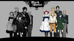 download desktop black butler wallpapers hd