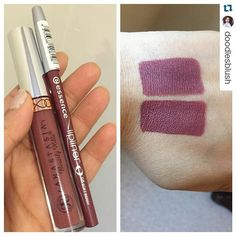 Anastasia Beverly Hills Veronica $20  and Essence Lip Liner in Soft Berry $1.49 -