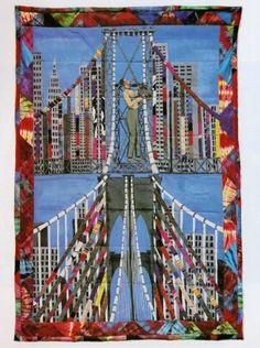 Faith Ringgold Sonny's Quilt 1986