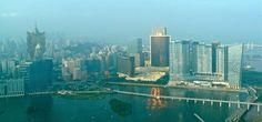 Canton Tower View - Macau Casinos
