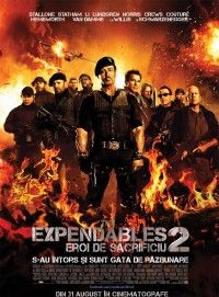 The Expendables 2 2012 Online Subtitrat in Romana