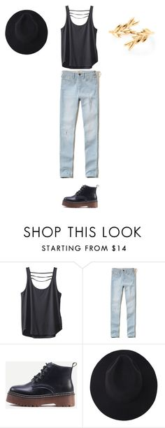 """""""Sans titre #7605"""" by ghilini-l-roquecoquille ❤ liked on Polyvore featuring Kavu and Hollister Co."""