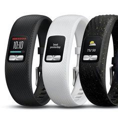 Una smartband con una batteria che dura un anno! L' ha appena presentata @garmin  si chiama Vivofit 4 @garminitaly #smartband #wearable #fitness