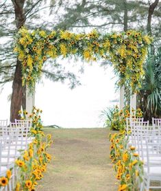 Would you get married here?