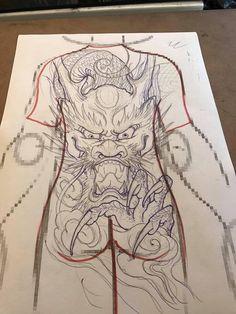 Japanese Tattoo Designs, Japanese Tattoo Art, Frog Tattoos, Japan Tattoo, Oriental Tattoo, Large Tattoos, Japanese Dragon, Tattoo Life, Chest Tattoo