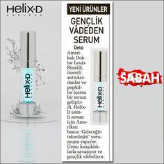 Helix-D, Sabah gazetesinde...