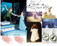 """faith, trust, and pixie dust!"" by jeje34 ❤ liked on Polyvore"