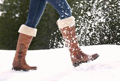 Valerie Shearling Boots - These fully shearling-lined, over-the-knee boots reinforce Frye®'s reputation for excellence