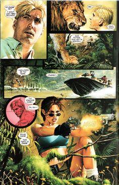Tomb Raider / The Greatest Treasure of All 6 / 2000 (Joe Jusko)