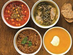 Gorąca zupa - patent na zimową regenerację biegacza