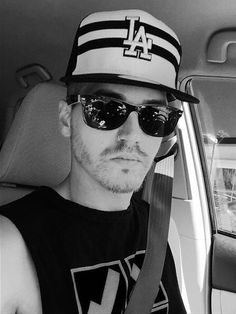 Mikey Way - Electric Century (former MCR bassist)