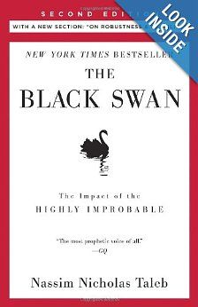 """Amazon.com: The Black Swan: Second Edition: The Impact of the Highly Improbable: With a new section: """"On Robustness and Fragility"""" (9780812973815): Nassim Nicholas Taleb: Books"""