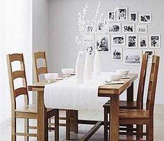 Detalles para un comedor con encanto | Comedor - Decora Ilumina