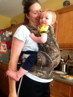 Cheaper and Better: Sewing a Soft Structured Carrier (SSC) from a free pattern found online