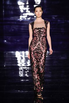 Reem Acra at New York Fall 2014