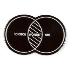 Art / Science / Wonder Pin
