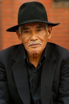 Asian Gentleman   Hat Older Asian Eurasian Gentleman Style Old Man Style Stylist Asian ...