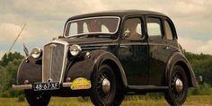 Wolseley Eight (1947) - Athlon – Tour of the century