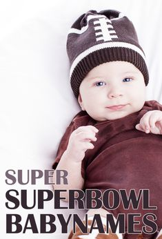 This year's standout inspired by the champions the Philadelphia Eagles and the Patriots are sure to include Carson, Rex, Dion, Shelton, Malcolm and Nigel. Football Players Names, Baby Names 2018, Superbowl Champions, Football Baby, Philadelphia Eagles, Patriots, Larry, Super Bowl, Baby Baby