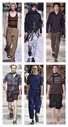 Filtro de ideias 2 Semana de Moda Masculina de Paris looks básicos
