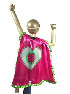 August giveaway- personalized one-of-a-kind cape!   everfan.com