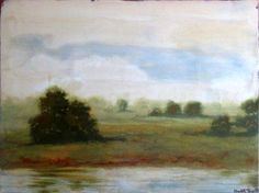 River Reflections - Charlotte Terrell