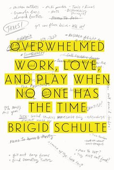 Book+Review:+Overwhelmed+by+Brigid+Schulte