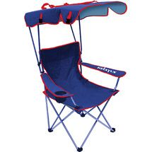 Kelsyus Kidsu0027 Original Canopy Chair  sc 1 st  Pinterest : sports chairs with canopy - memphite.com