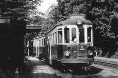 de Blauwe Tram in Zandvoort Leiden, Public Transport, Netherlands, Amsterdam, Transportation, The Past, Fur Wrap, History, Trains