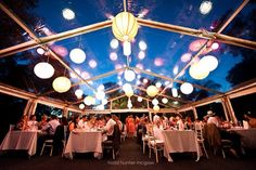 : wedding tent reception decorations Clear Tent At Night Tent Wedding, Wedding Reception, Dream Wedding, Wedding Day, Wedding Things, Tent Decorations, Decoration Table, Clear Tent, Marquee Events