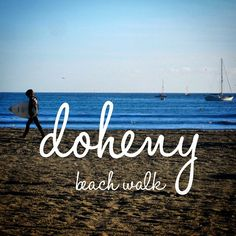 Exploring Doheny State Beach