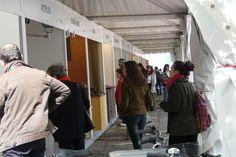 #EnBabia se ha trasladado a Salamanca y su Feria de Artesanía, con sus #FigurasEnBronce