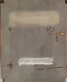 Antoni Tapies - すそ洗い
