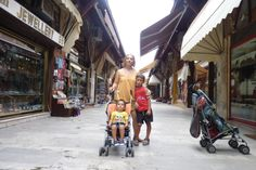 Estambul. Arasta Bazar .