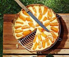 Aprikosenwähe Apple Pie, Picnic, Sweets, Organic Matter, Desserts, Food, Tips, Cakes, Ideas