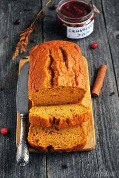 The baking man - Тыквенный кекс и тыквенная овсяная каша!