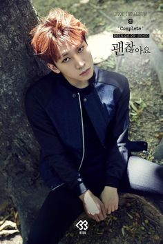 #BTOB 1st ALBUM #Complete Teaser #서은광 @BTOB_SEKwang #괜찮아요