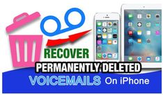 How To #Recover #Permanently #Deleted #Voicemail From #iPhone. Restore Permanently Deleted #VoiceMessages From iPhone Using #iTunesBackup. Recover Voicemail From #iCloudBackup. #Undelete Voicemail From #RecentlyDeleted #Folder. Try iPhone #VoicemailRecovery #Software. Recovery Tools, Data Recovery, Iphone Notes, Go To Settings, Used Iphone, Ipod Touch, Restore, Ios, Software