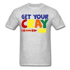 Get Your Cray On MEN