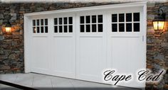 cape cod garage door image - Yahoo! Search Results