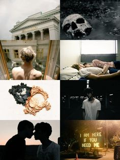 nico di angelo & will solace + aesthetic ; the heroes of olympus