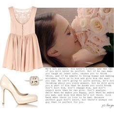 """""""ps, i love you"""" by evpeace on Polyvore"""